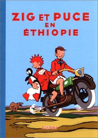 Zig et Puce, tome 16 : Zig et Puce en Ethiopie