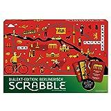 Mattel Games GPW45 Scrabble Dialekt Edition Berlin - Juego de Diccionario y Mesa Adecuado para 2-4 Jugadores, Juegos de Sociedad y Juegos de Palabras a Partir de 16 años
