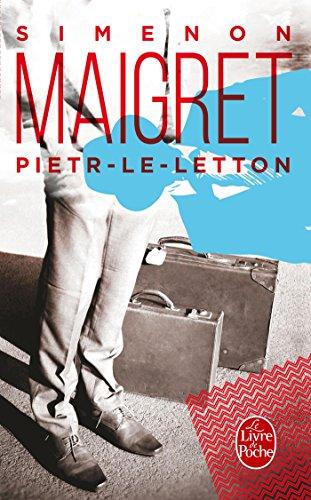 Pietr Le Letton (Ldp Simenon) (French Edition)