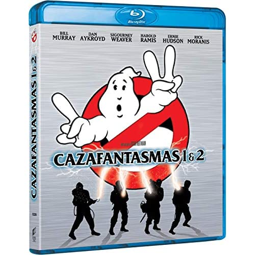 Pack 1+2: Cazafantasmas (Edición 2019) [Blu-ray] a buen precio