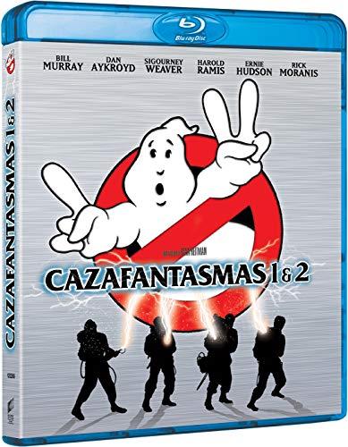 Pack 1+2: Cazafantasmas (Edición 2019) [Blu-ray]