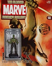 Classic Marvel Figurine Collection 133 Drax The Destroyer