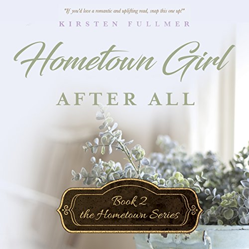 Hometown Girl After All audiobook cover art