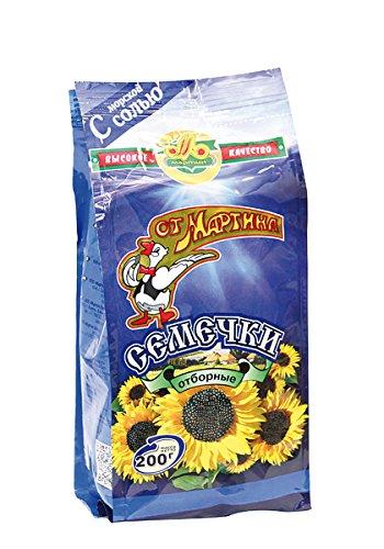 Ot Martina Sonnenblumenkerne in Schale, geröstet und gesalzen