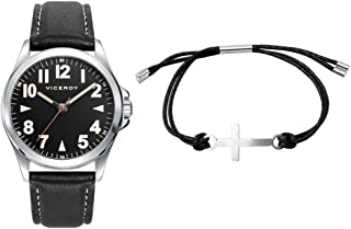 Reloj Viceroy Niño Pack 42397-54 + Pulsera Cruz