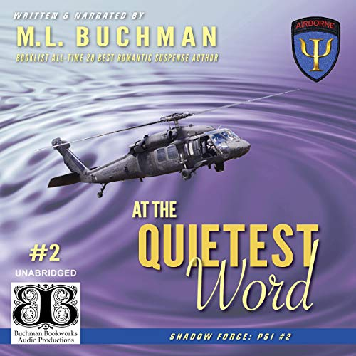 At the Quietest Word audiobook cover art