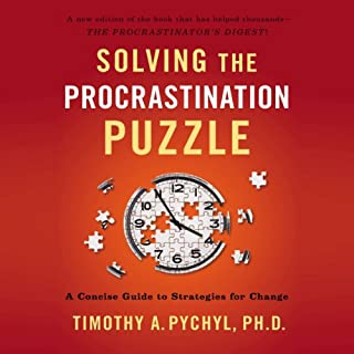 Solving the Procrastination Puzzle cover art