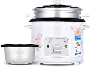 JSMY Mini cuiseur à Riz avec marmite à Vapeur et intérieur antiadhésif,Commandes en Un clic,Nombre Applicable 2-8 Personne...
