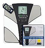 Tanita BC-585P FitScan Body Composition Monitor, Pedometer Bundle