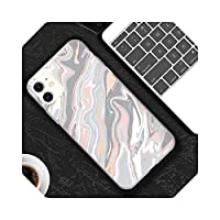 Zhiia Phone Case For iPhone 11 6 6s 7 8 Plus X XR XS 11Pro Max 5 5sSE漫画の像抽象芸術塗装ソフトTPU裏表紙-T10-for iphone XR