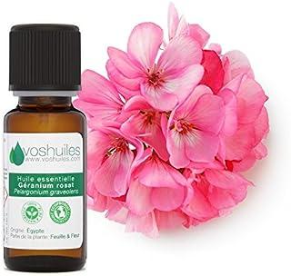 Huile Essentielle de Géranium rosat - 10ml