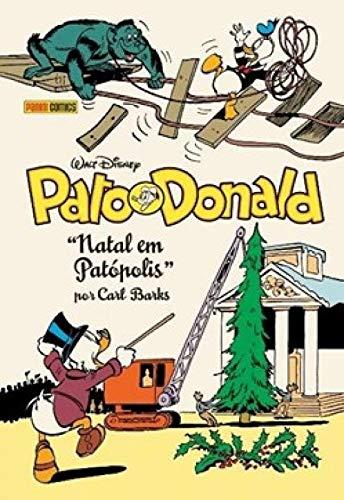 Coleção Carl Barks Volume 7 - Pato Donald. Natal em Patópolis