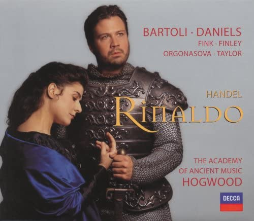 Cecilia Bartoli, David Daniels, The Academy of Ancient Music, Christopher Hogwood & George Frideric Handel