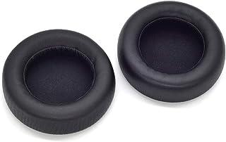 TDITD For ATH-WS550 WS550IS イヤーパッド イヤークッション 交換用耳パッド black