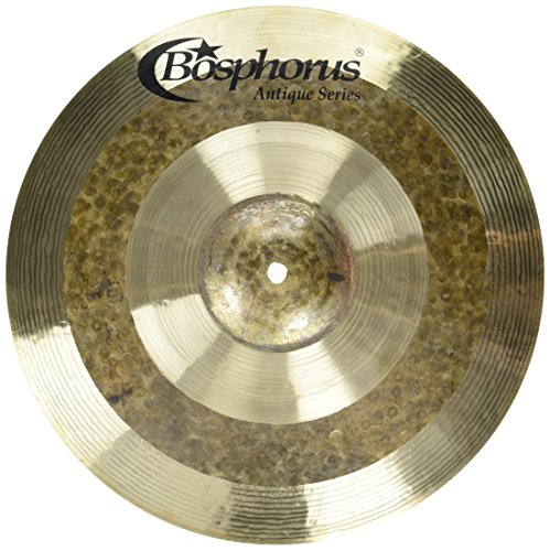 Bosphorus Cymbals A14HC 14-Inch Antique Series Hihat Cymbals Pair