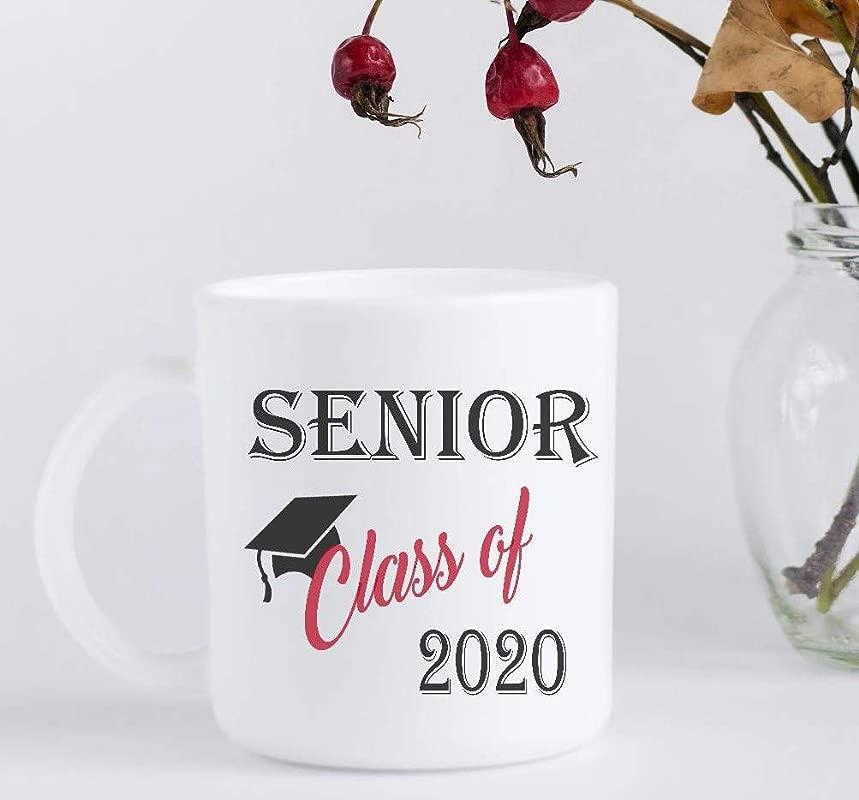 Senior Class Of 2020 Graduation Coffee Mug Gift For Grad