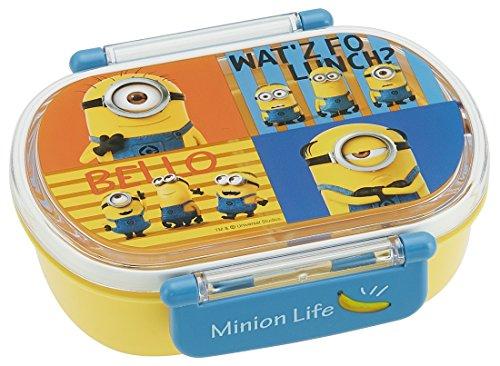 SKATER Lunch Box Bento Box Minions 3