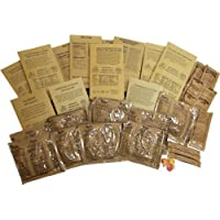 3 Day MRE Food Supply by Varies 1