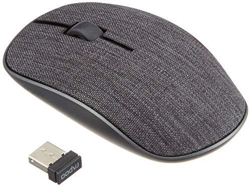 Rapoo 8000M draadloos, optisch multimode-design (toetsenbord en muis) - Bluetooth 3.0, Bluetooth 4.0, 2,4 GHz draadloze verbinding, wit/groen