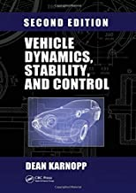 Vehicle Dynamics, Stability, and Control (Mechanical Engineering)