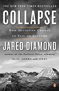 Paperback Collapse : How Societies Choose to Fail or Succeed Book