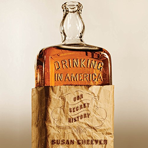 Drinking in America audiobook cover art
