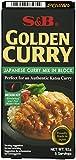S und B Golden Japan Curry medium hot 3x100g
