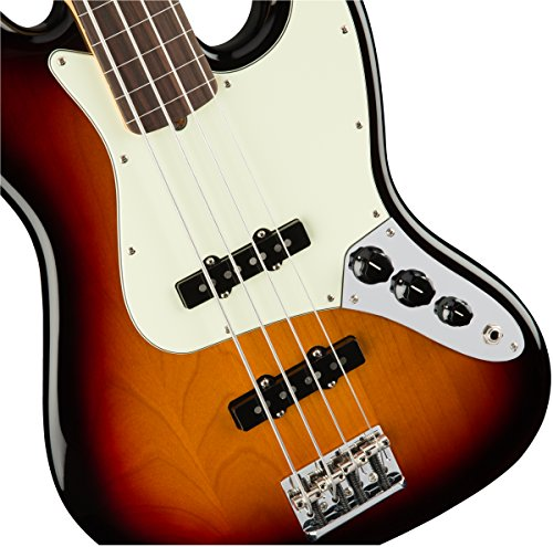 Fender『AmericanProfessionalJazzBassFretless』
