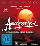 Bluray Krieg Charts Platz 4: Apocalypse Now  (Kinofassung & Redux) - Digital Remastered [Blu-ray]