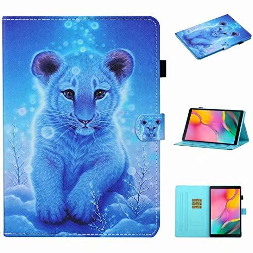 Hülle für Samsung Galaxy Tab S6 Lite 10.4 inch 2020 (SM-P610/P615) - Ultra Schlank Superleicht Ständer Schutzhülle mit Auto Schlaf/Wach Funktion für Samsung Tab S6 Lite 10.4 inch 2020 (SM-P610/P615)