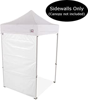 Impact Canopy 5-Foot Canopy Tent Wall, Sidewall Only, White