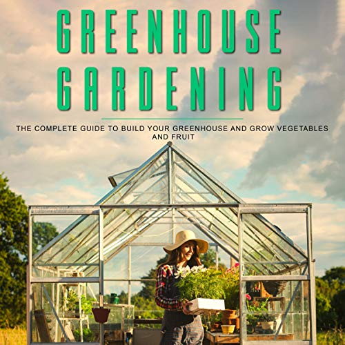 Greenhouse Gardening  By  cover art