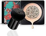 BB crème, correcteur de maquillage nude hydratant éclaircissant CC fond de teint liquide, même teint de peau fond de teint-naturel