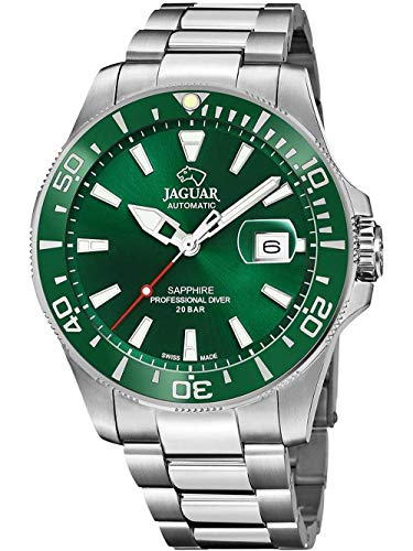 Jaguar Herren Uhr J886/2 Automatik Professional Diver