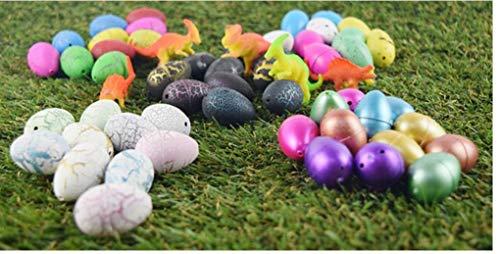 Case&Cover 30PCS / Crescere Uovo di Dinosauro Dinosauro più Bambini dell'Acqua Gonfiabile Giocattolo del Bambino