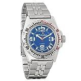 Vostok Amphibian 110902 - Reloj de Pulsera automático para Hombre