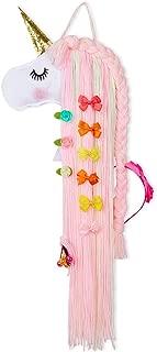 Basumee Unicorn Hair Bow Holder for Girls Wall Hanging...