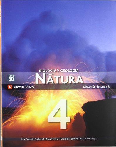 Nuevo Natura 4 - 9788468207988