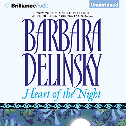 Heart of the Night audiobook cover art