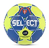 SELECT Maxi Grip Ballon de handball  I Bleu/Jaune I junior(2)