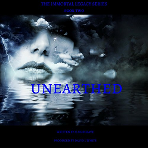 Unearthed audiobook cover art