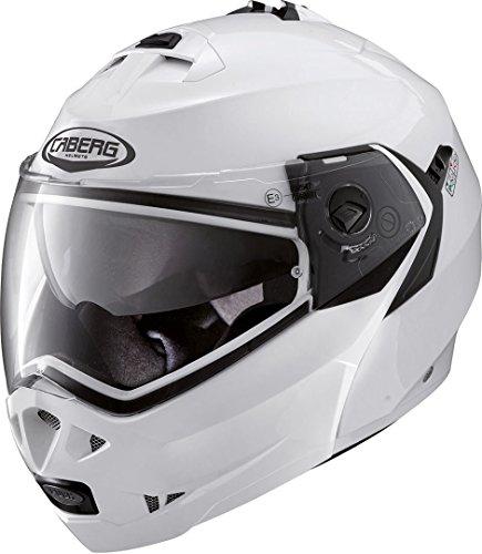 Caberg Casco Duke II White Metal L