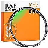 K&F Concept Filtrode Protección Ultravioleta UV52mm con MRC Multirresistentes para Objetivo de 52mm con Funda