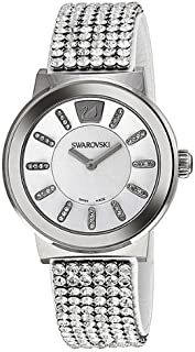 Swarovski Casual Watch For Women Analog Stainless Steel - 1094348,