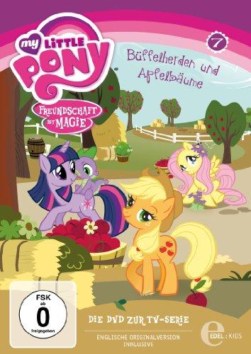 My Little Pony: Freundschaft ist Magie 7: Büffelherden und Apfelbäume