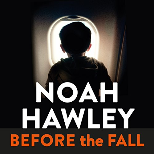 Before the Fall audiobook cover art