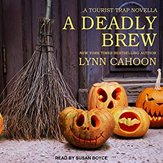 A Deadly Brew audiobook cover art
