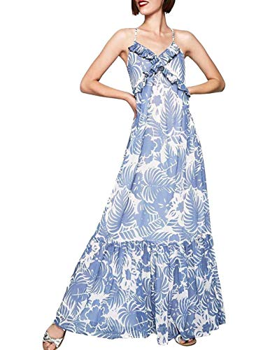 Pepe Jeans Damen Sommerkleid Olivia weiß S (36)