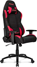 AKRacing AK BK/RD Core Series EX Gaming Chair, Black/Red