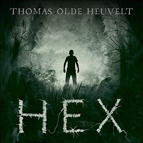 HEX audiobook cover art